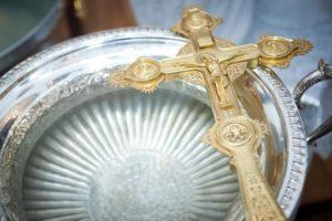 Отдание праздника Крещения Господня