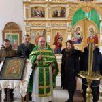 Божественная литургия в день памяти святого благоверного князя Александра Невского в Иоанно-Оленевском храме